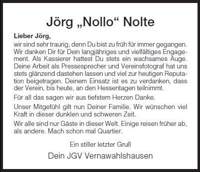 Jörg Nollo Nolte