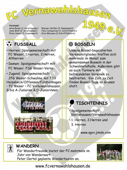 FC Steckbrief
